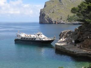 Mallorca island tour Boat-Soller Sa Calobra