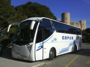 Bus Majorca tours