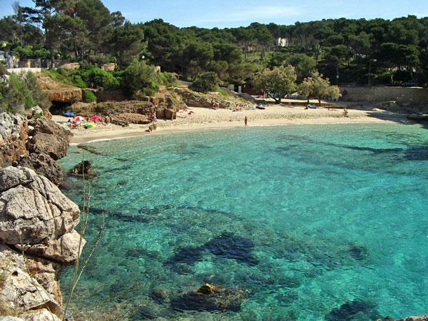 Cala-Gat-Majorca beaches