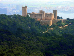 Palma city tour, Bellver Castle