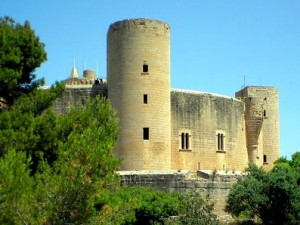 Castle of Bellver - Majorca tours