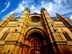 Palma city tour, Cathedral