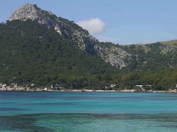 Mallorca Formentor beach