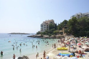 Mallorca beaches - Illetas
