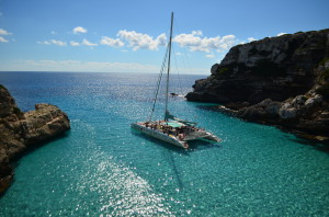 Catamaran tour in Mallorca