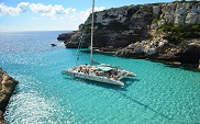 Mallorca private catamarans