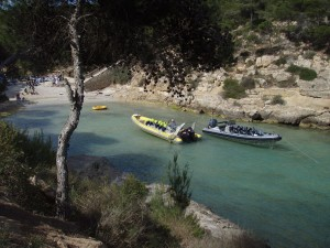 Mallorca speed boats tour