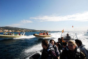 Mallorca speed boat tours