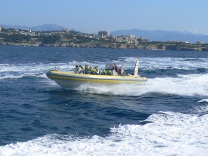 Mallorca speed boats