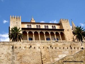 Palma Mallorca, Almudaina Palace