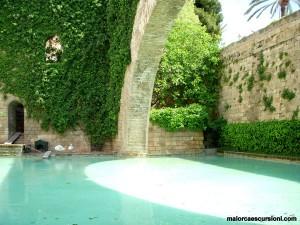 Palma Mallorca huerto del Rey