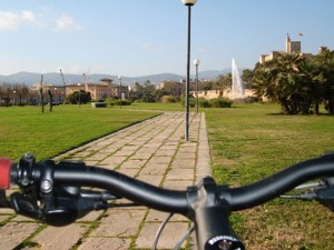 Palma by bicycle