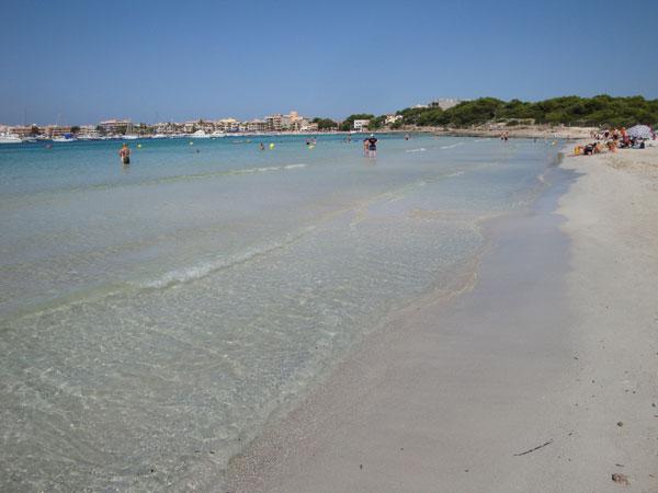 Es-dolc-beach Mallorca