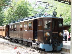Train of Soller