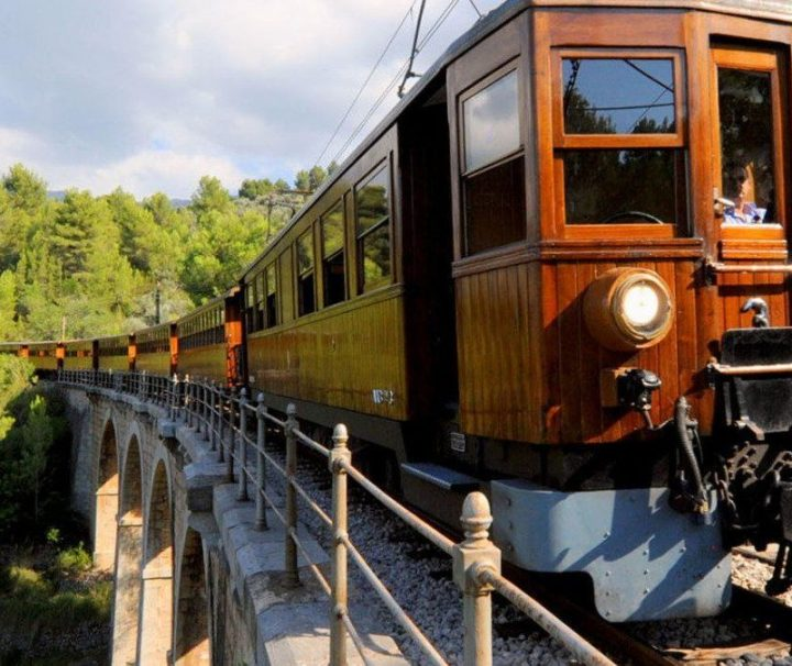 Soller with train tour