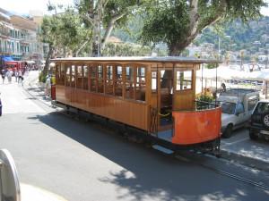 Tram Port of Soller-Soller