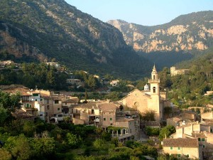 Valldemossa and chopin