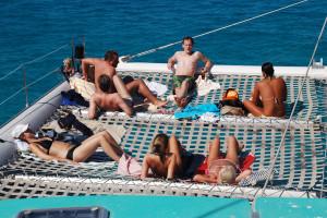 Mallorca catamaran tour